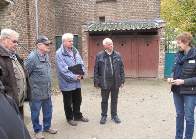2016.10.29. MGV Sängerwanderung Tuchfabrik Müller Kuchenheim