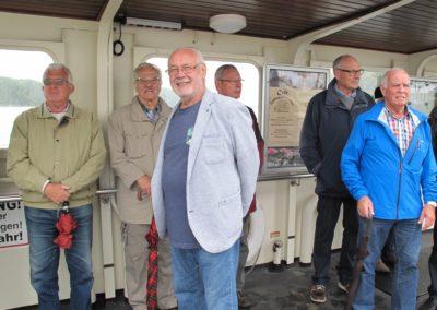"""2017.08.12. MGV Sängerwanderung Nach Troisdorf Bergheim """"Zum Bootshaus"""""""