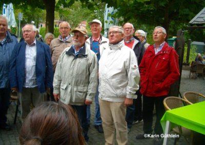 2017.09.06. MGV Sängerfahrt Nach Brüggen.